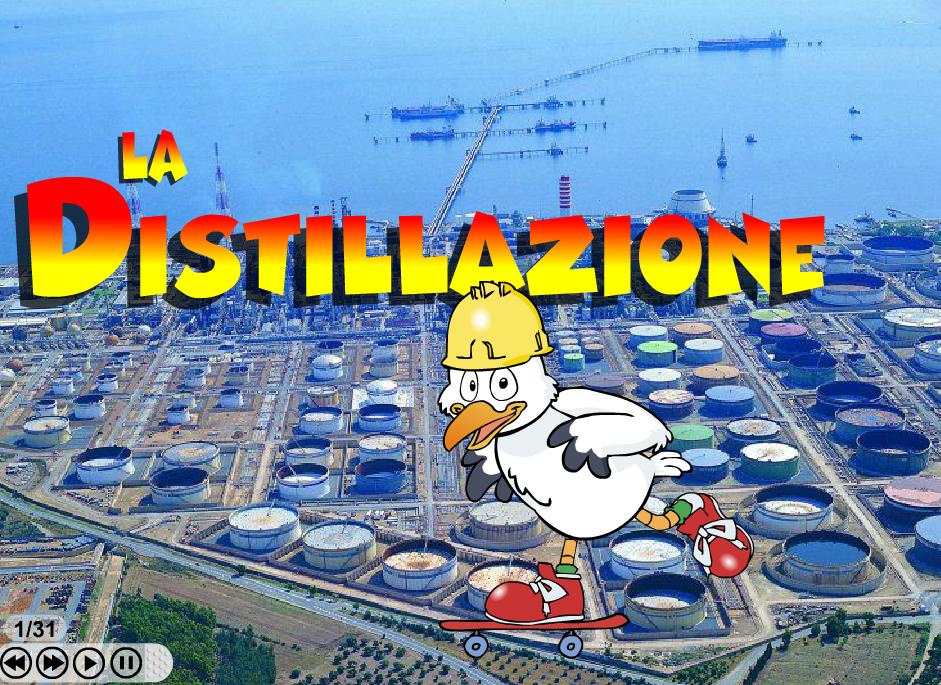 La Distillazione – Animazione