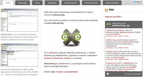 Corsi SCORM online con eXe