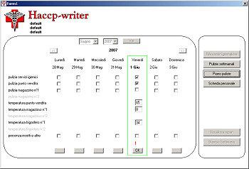 Haccp-writer