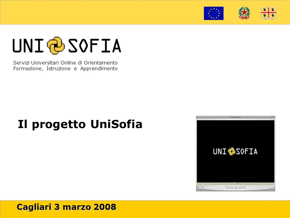 UniSofia – Università on-line