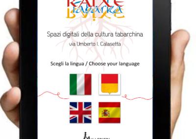 Mockup grafica App - Homepage