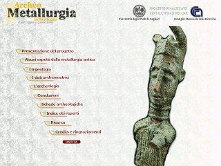 Archeometallurgia in Sardegna