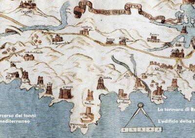 Tavolo Mappe - menù