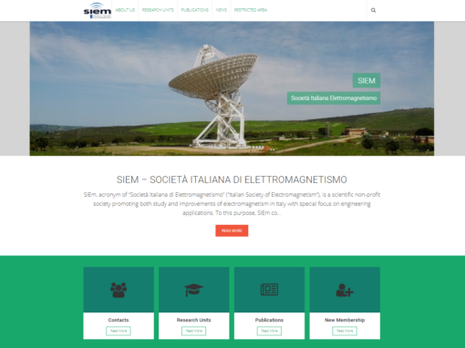 SIEm – Società Italiana di Elettromagnetismo