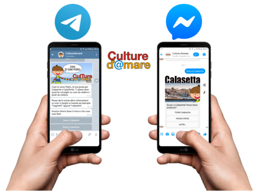 Guida turistica virtuale Bot Telegram/Messenger